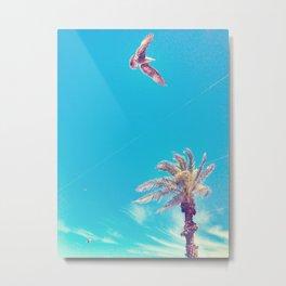 Dreaming of the Beach Metal Print