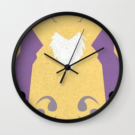 Renamon Wall Clock