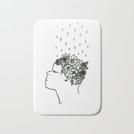 Mental Growth Bath Mat