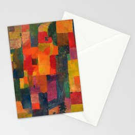 Paul Klee - Ohne Titel - No Title Stationery Cards