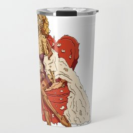 Pin up Zombie 01 Travel Mug