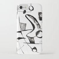 sketch iPhone & iPod Cases featuring Sketch by Alexander Babayan