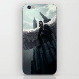 Throne iPhone Skin