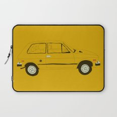 Yugo — The Worst Car in History Laptop Sleeve