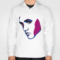 elvis Hoodies featuring ELVIS by HAUS OF DEVON
