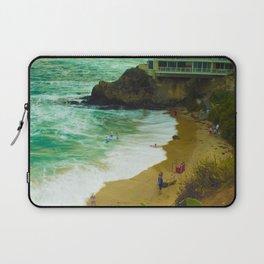 LaGuNa Beach Ca Laptop Sleeve