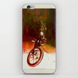 FLATHEAD - 043 iPhone Skin