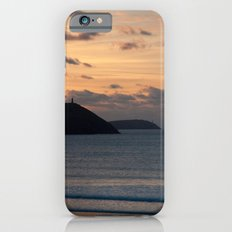 Evening Skies Over Polzeath iPhone 6s Slim Case