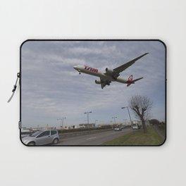 Tam Boeing 777 Heathrow Airport Laptop Sleeve