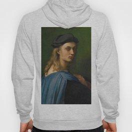 """Raffaello Sanzio da Urbino """"Portrait of Bindo Altoviti"""", c 1514 Hoody"""