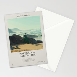 Portrait of a Lady on Fire (2019) Minimalist Poster Stationery Cards