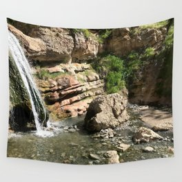 Fifth Water Hot Springs Wall Tapestry