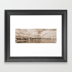 cape Framed Art Print