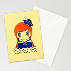 Navy serie 01 Stationery Cards