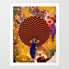 Confusion by Michael Moffa Art Print
