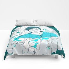 DAR DER DOR ! Comforters