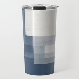Case Study No. 30 | Navy + White Travel Mug