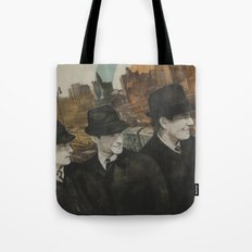 The Closers Tote Bag