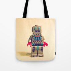 Robot 2000 Tote Bag