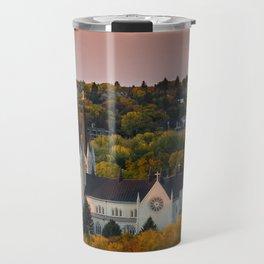 Autumn Reverence Travel Mug
