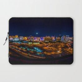 Las Vegas Lights Laptop Sleeve