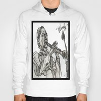 woody Hoodies featuring WOODY by TATTZ4CARZ