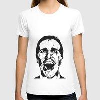 american psycho T-shirts featuring American Psycho by ginaxcuzzilla