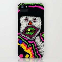 Organ Eater Falls in Love!! iPhone Case