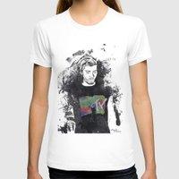 zayn malik T-shirts featuring Zayn Malik 1D by Mariam Tronchoni