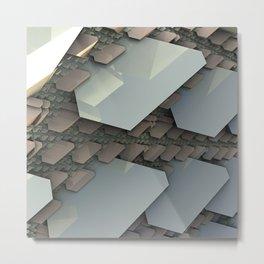 Pyram IFS Metal Print