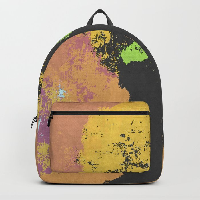 Portrait from Beyond Backpack