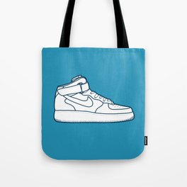 #13 Nike Airforce 1 Tote Bag
