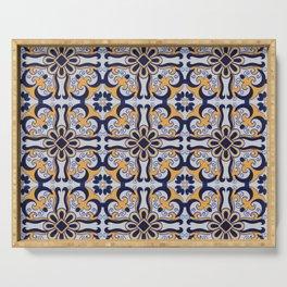 Portuguese tile Serving Tray