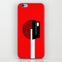 TELEV  IS  ON iPhone Skin