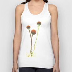 In the Simple Things Unisex Tank Top