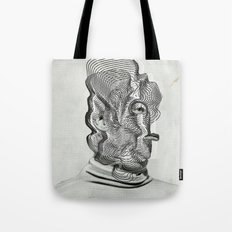 Another Portrait Disaster · a Man Tote Bag