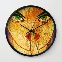 SOL 17 Wall Clock