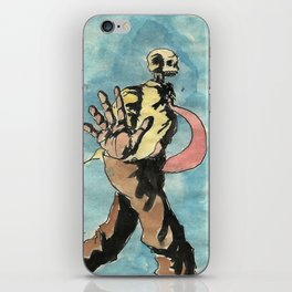 No pictures, please. iPhone Skin