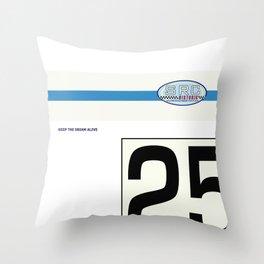 SRC Preparations 910 No.25 Carter Throw Pillow