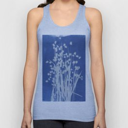 Cyanotype No. 1 Unisex Tank Top
