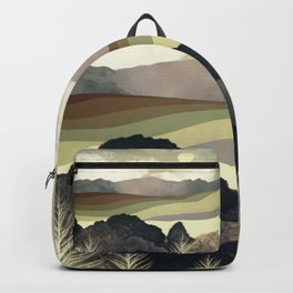 Retro Afternoon Backpack