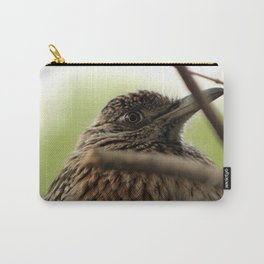 Eye of the Road Runner Carry-All Pouch