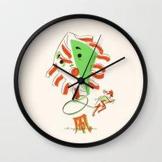 - 凧 -  Wall Clock