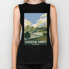 Greene Farm, GA / The Walking Dead Biker Tank