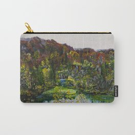 Plitvice Lakes, Croatia Carry-All Pouch