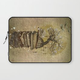 Knowledge is the key Laptop Sleeve
