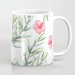 Delicate Hibiscus Coffee Mug