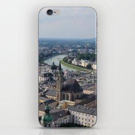 Salzburg, Austria iPhone Skin