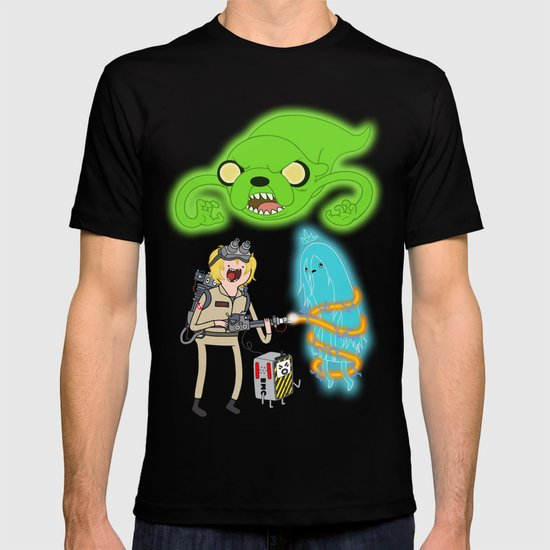 Ghostbusting Time T-shirt