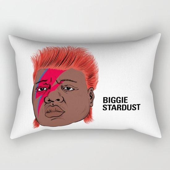 Biggie Stardust Rectangular Pillow